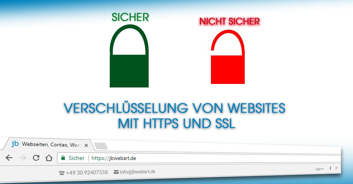 Websites mit HTTPS und SSL verschlüsseln – Was Sie beachten müssen ...